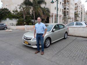 SUBARU B4 2.0 AWD 2011